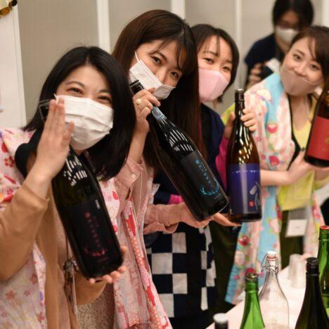 第10回 PON酒Marché カフェでお花見~桜カクテルを添えて~ を開催しました!